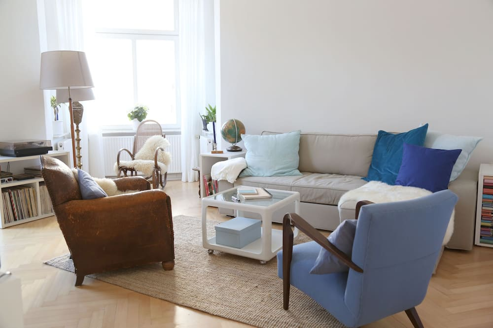 デザイン アパートメント 2 ベッドルーム 禁煙 キッチン - リビング ルーム