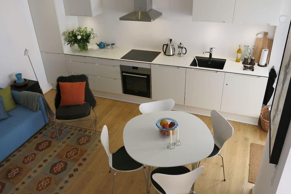 Apartament typu Classic - Wyżywienie w pokoju