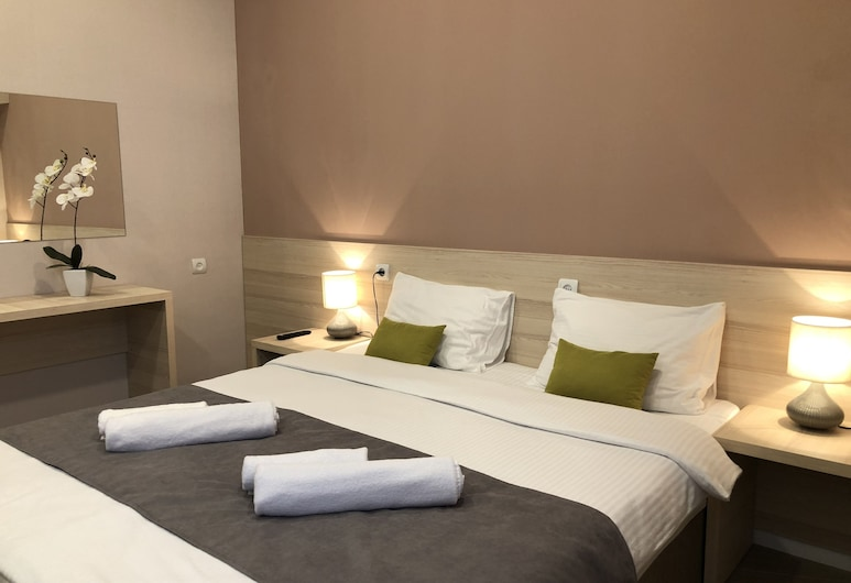 4 ゲスト ホテル, イェレヴァン, アパートメント 1 ベッドルーム, 部屋
