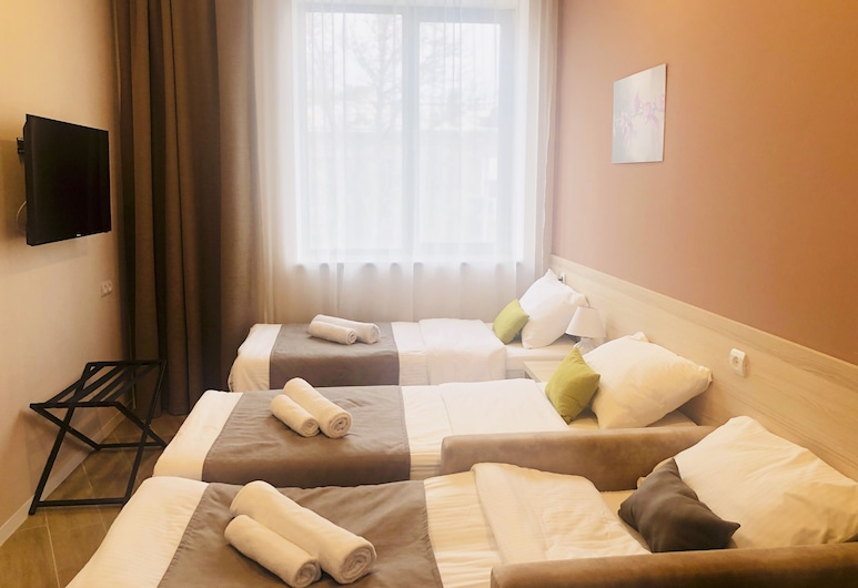 4Guest Hotel, Jerevan, Dobbelt- eller tomannsrom – economy (Family), Gjesterom