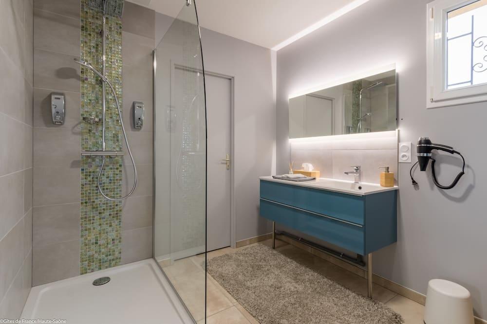 Üç Kişilik Oda, Özel Banyo (Chambre RAMBOUILLET) - Banyo