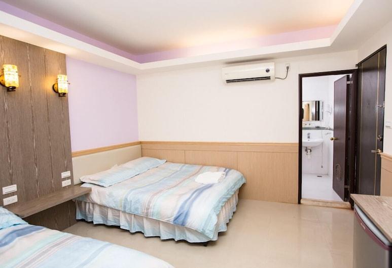 台北 101 雅曼時尚館, 台北, 舒適四人房, 客房