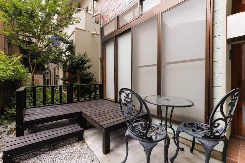 Villa - Terraza o patio
