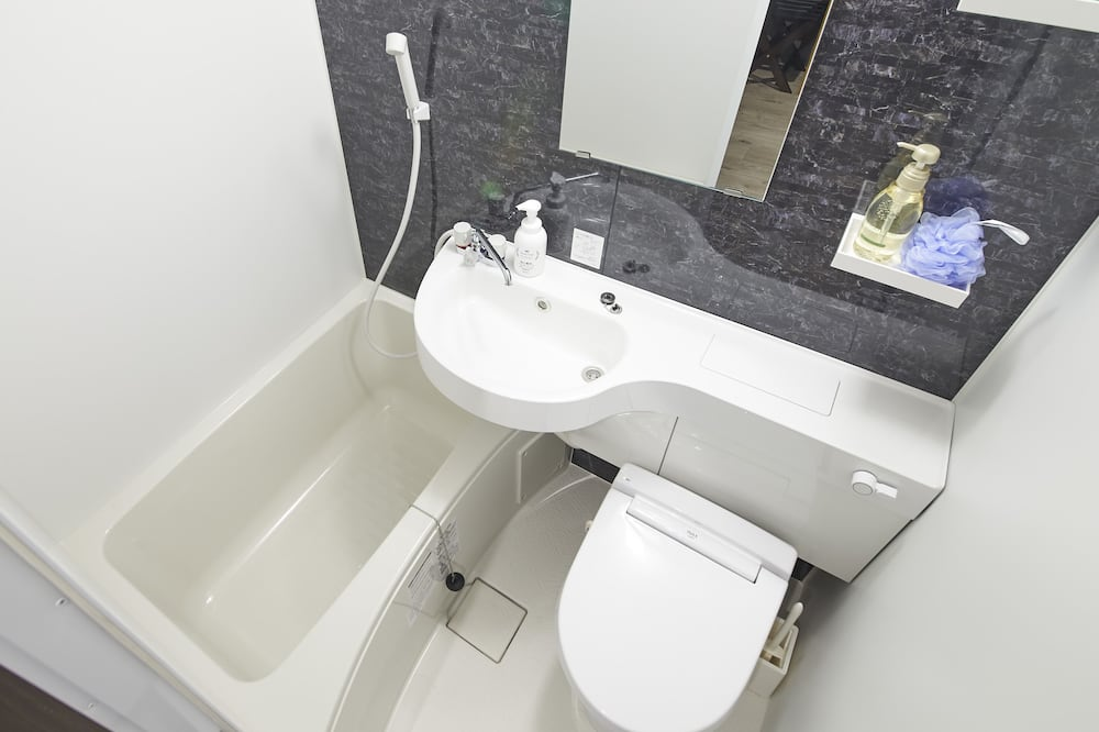 Private Vacation Room for 2 People - Bathroom