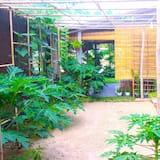 Deluxe Tek Büyük Yataklı Oda - Bahçe Manzaralı