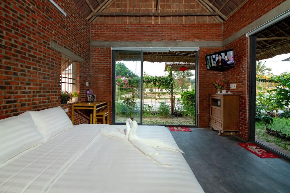 Deluxe Tek Büyük Yataklı Oda - Oda
