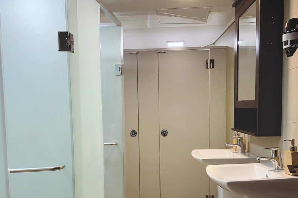 經典獨棟房屋, 男女混合宿舍, 非吸煙房 - 浴室