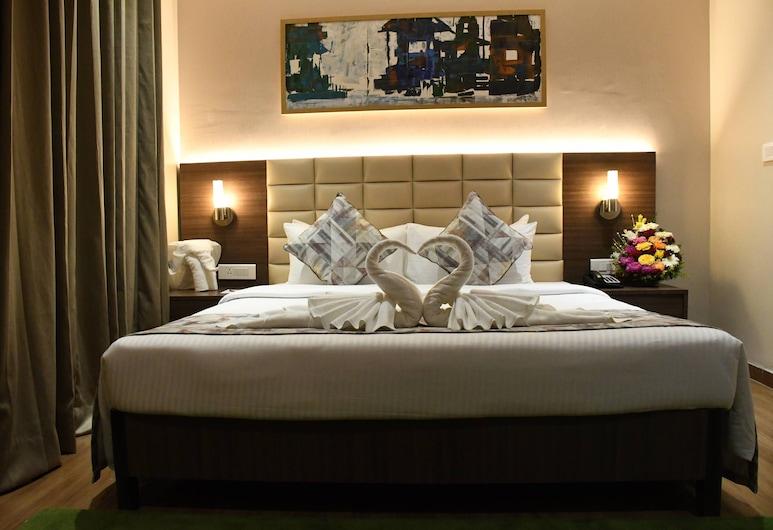 LYNQ AERO, Kolkata, Deluxe Room, Guest Room