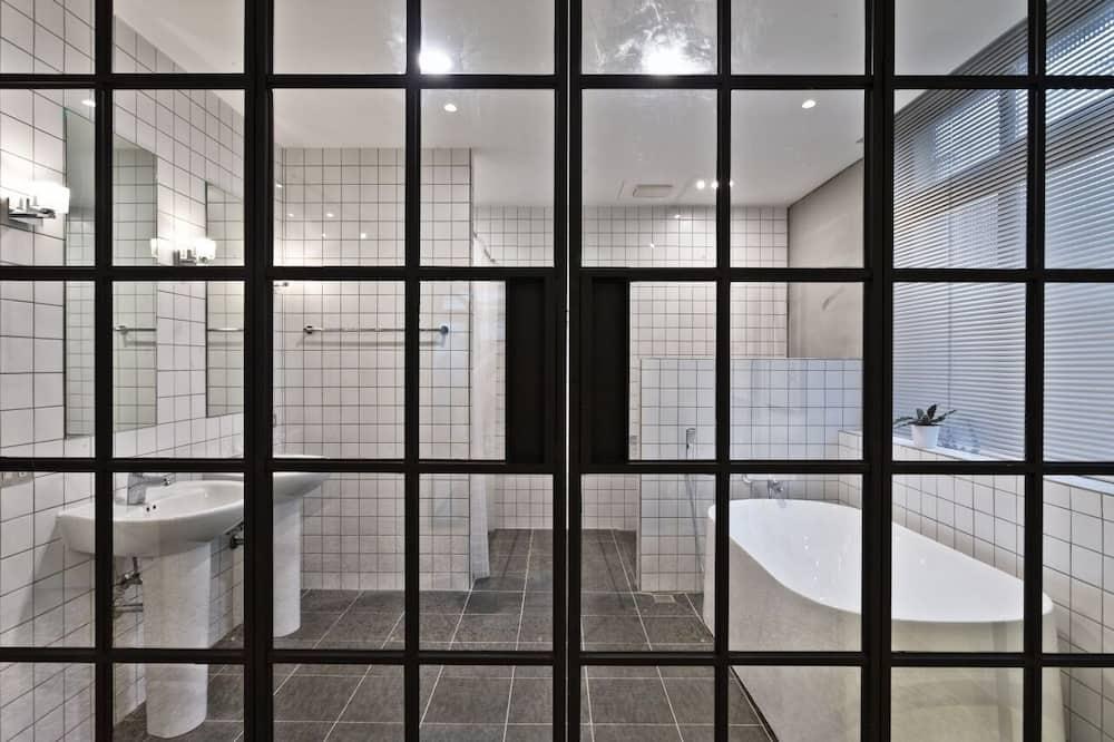 Dvojlôžková izba (501) - Kúpeľňa