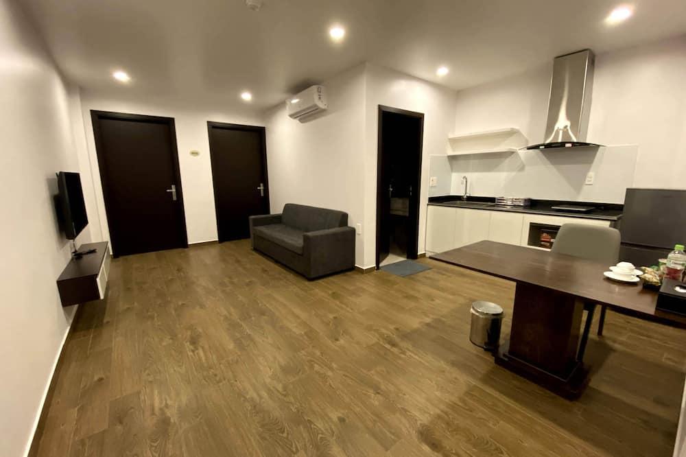 Apartemen, 2 kamar tidur (Nova) - Ruang Keluarga