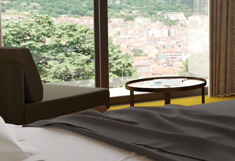 The Lynx Mountain Resort, Florina, Superior Double Room, City View, Guest Room View