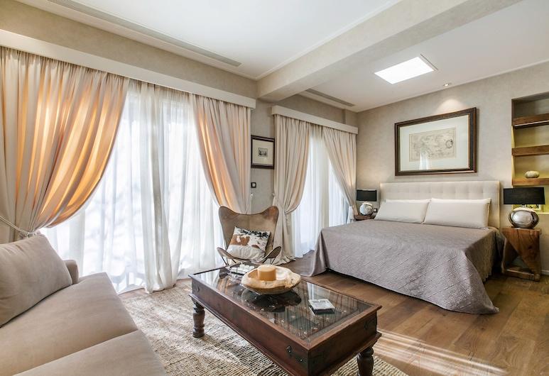 Beverly 3, Athens, Apartment, Bilik