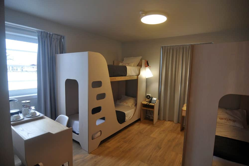 Basic Shared Dormitory, Shared Bathroom (with 6 beds) - Guest Room