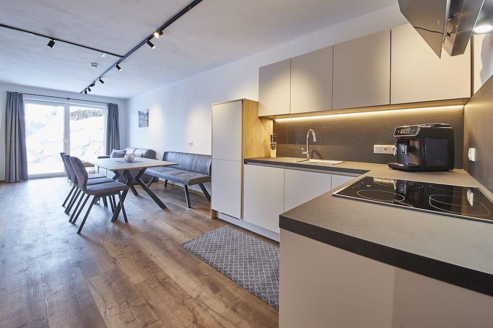 Apartment (Bernkogel) - Wohnbereich
