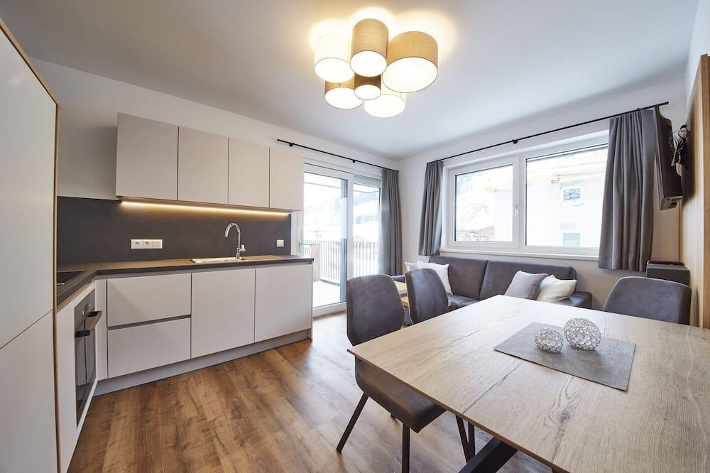 Apartment (Tristkogel) - Wohnbereich