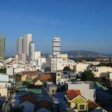 Economy-Zimmer - Blick auf die Stadt