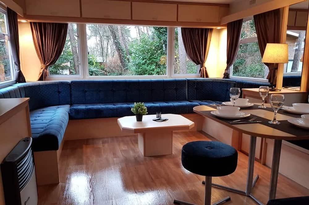 Chalet (Summer) - Living Area