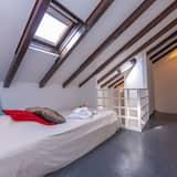 Apartament rodzinny, Łóżko podwójne i sofa, widok na morze (La Casa Al Molo) - Pokój