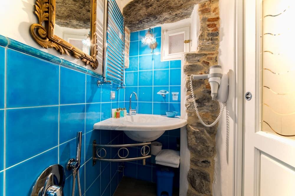 Rodinné studio - Koupelna