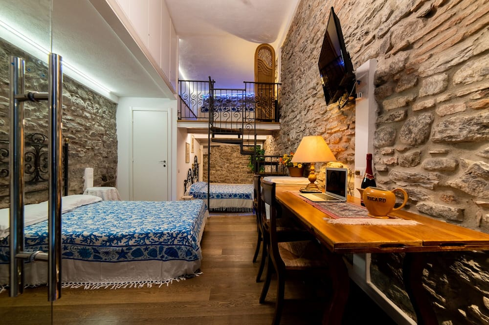 Čtyřlůžkový pokoj typu Premium - Pokoj