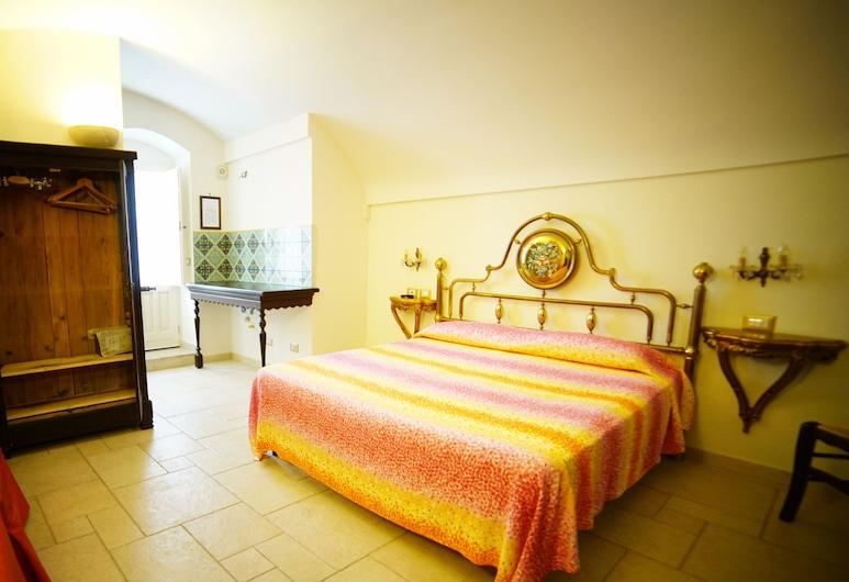 B&B Del Castelvecchio, Matera, Dvojlôžková izba typu Classic, Hosťovská izba