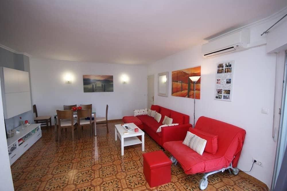 Apartment, 3 Bedrooms, Pool View - Bilik Rehat