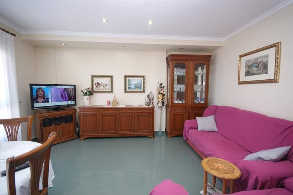 Apartment, 3 Bedrooms, Sea View - Bilik Rehat