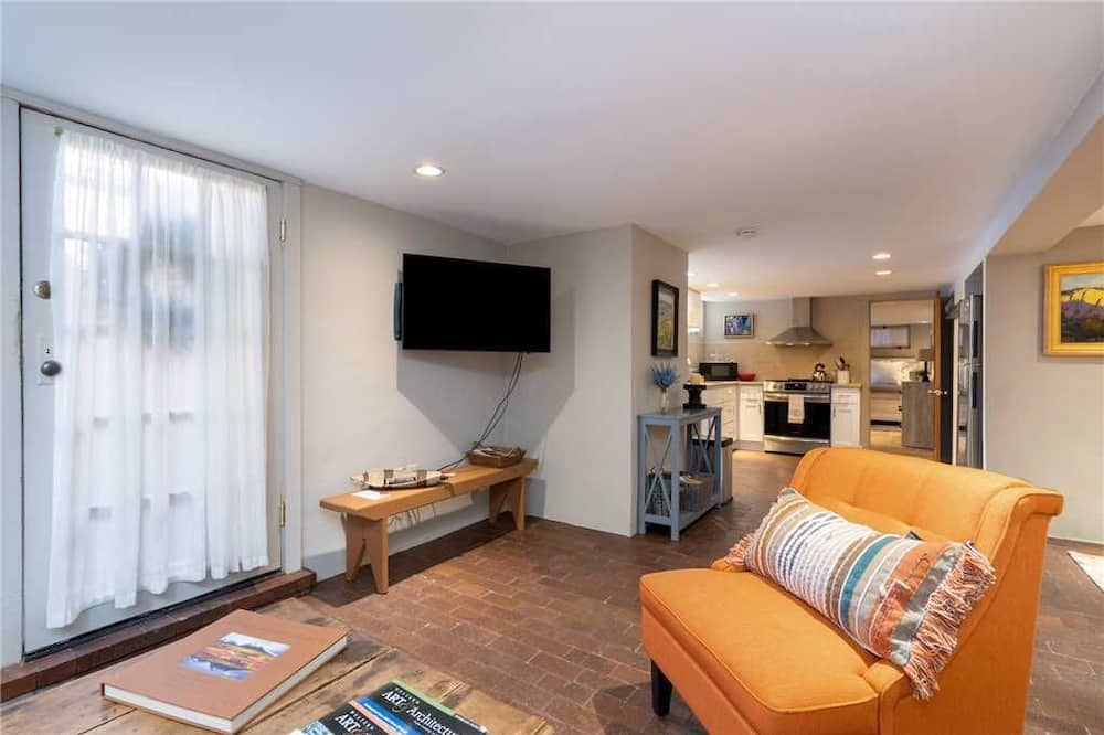 Condo, 1 King Bed with Sofa bed, Patio - Living Room