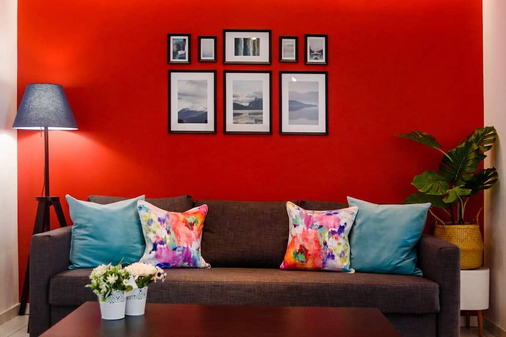 Apartment, 1 Bedroom, Terrace, Beachside - Bilik Rehat