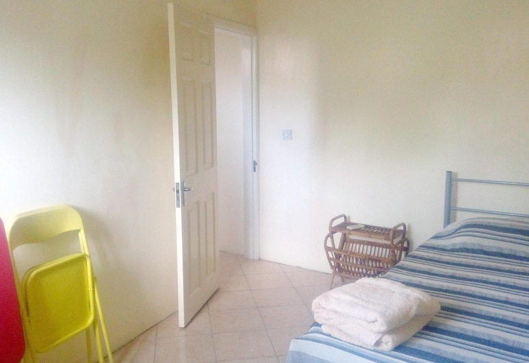 Apartment With one Bedroom in Pereybere, Grand Baie, With Enclosed Garden and Wifi - 350 m From the Beach, Grand-Baie, Appartement, Chambre