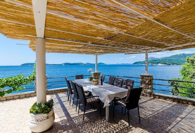 Sun & Sea Apartments, Dubrovnik, Apartamento, Terraço (Apt 2), Terraço/pátio