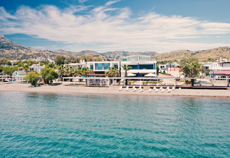 Acropol Of Bodrum Beach Hotel, Бодрум, Фасад отеля
