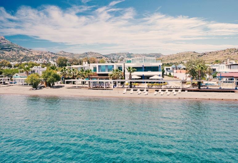 Acropol Of Bodrum Beach Hotel, Bodrum, Pohľad na hotel