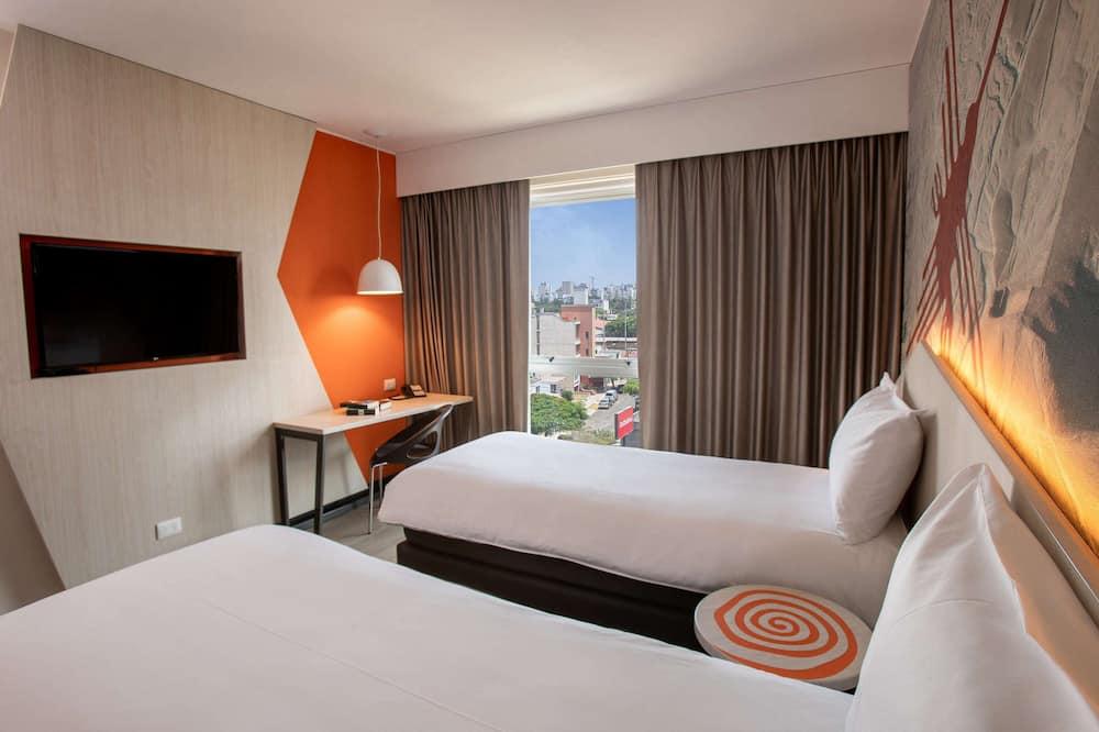 Habitación estándar con 2 camas individuales, 2 camas individuales - Habitación