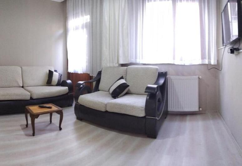 Step Apartments, 伊斯坦布尔, 豪华公寓, 起居区