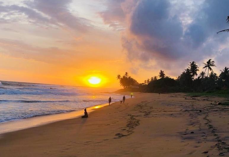 Vill coco beach, Hikkaduwa, Plaža