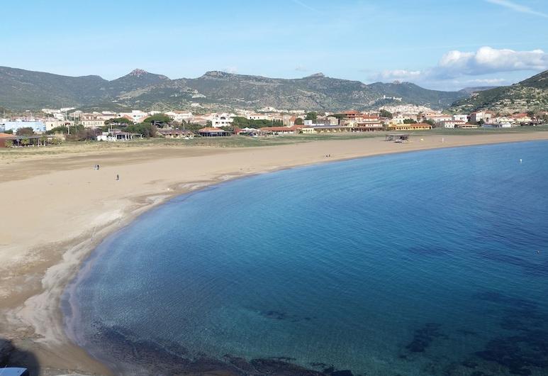 Solemar, Bosa, Beach