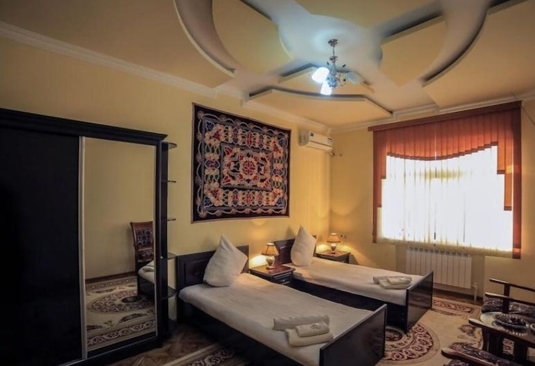 Bonu hotel, Bukhara, Standard-herbergi fyrir tvo, Herbergi
