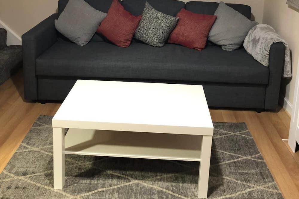 ห้องพัก - ห้องนั่งเล่น