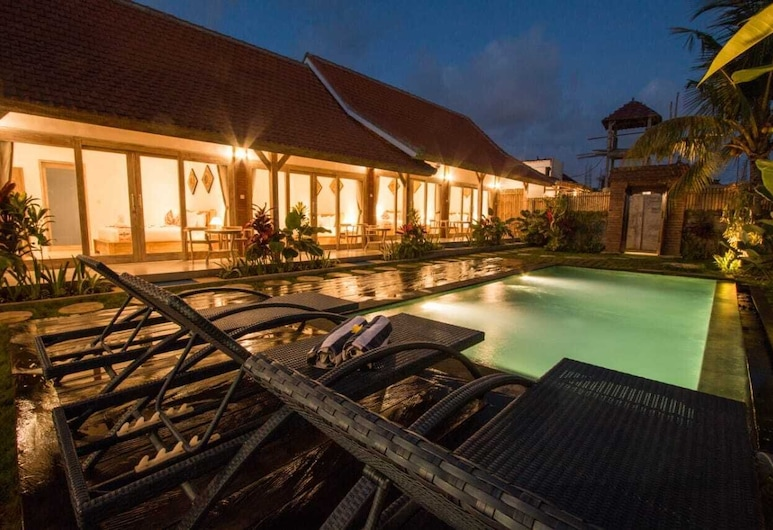 Devan Guest House Canggu, Canggu, Outdoor Pool