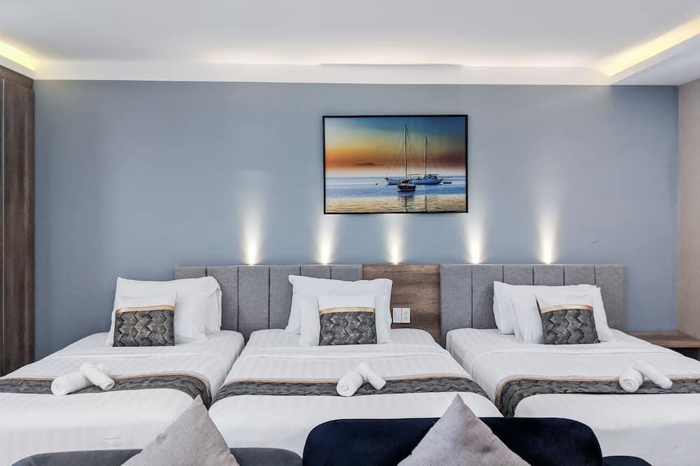 Familienapartment, Strandnähe - Zimmer