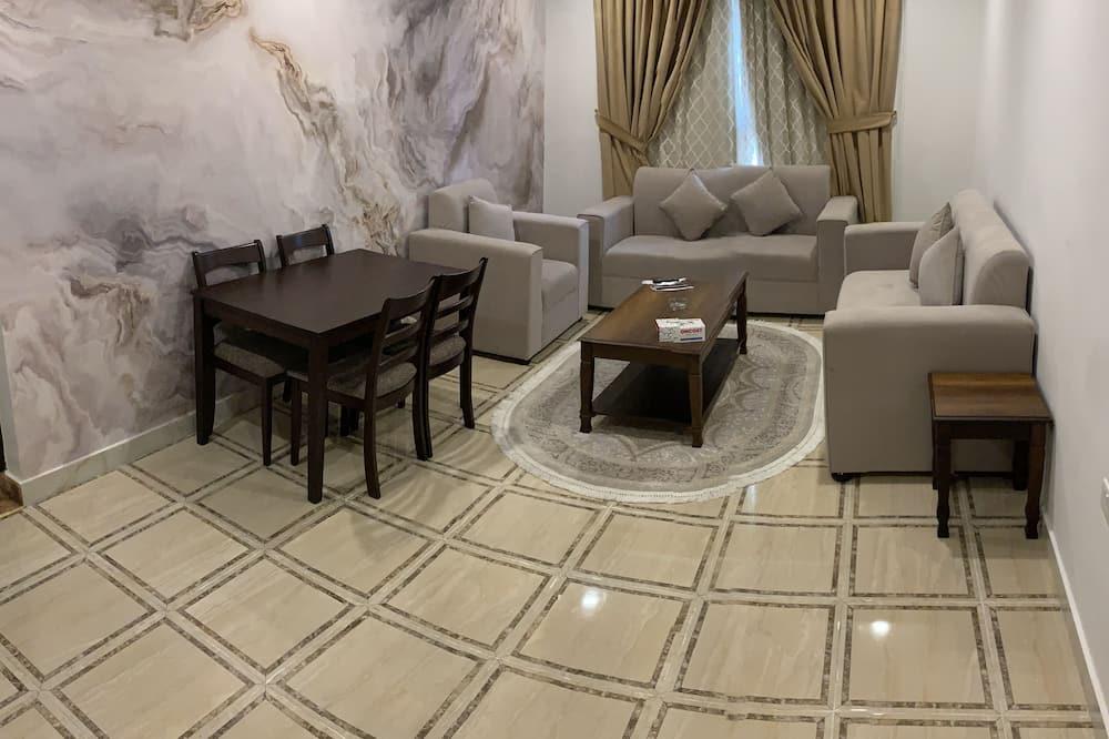 Family Διαμέρισμα, 2 Υπνοδωμάτια, Κουζίνα, Θέα στην Πόλη - Καθιστικό