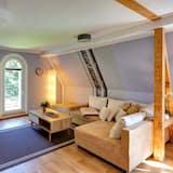 شقة عائلية - سرير كبير مع أريكة سرير - غرفة معيشة
