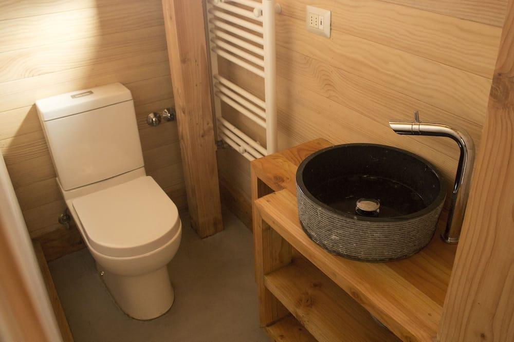 Habitación Deluxe doble (Habitacion 5) - Cuarto de baño