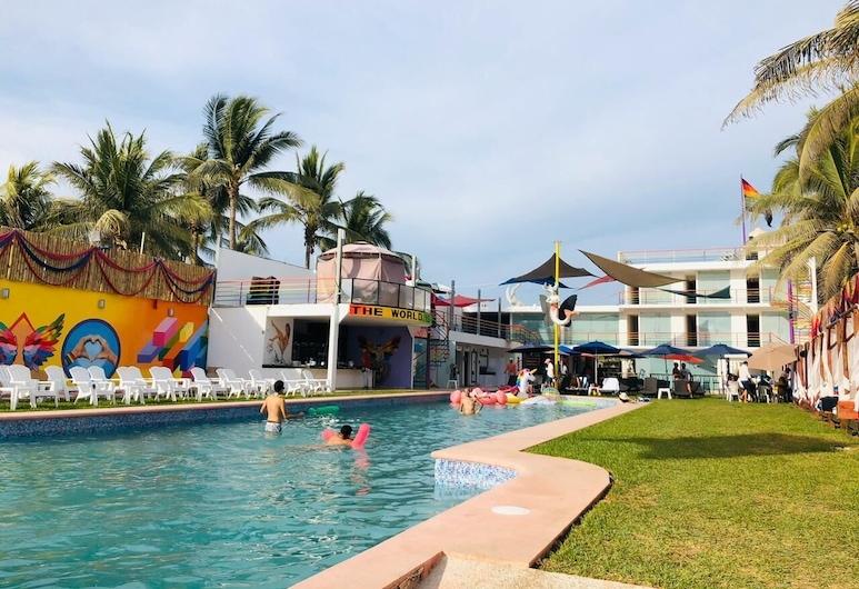 Club de Playa Dioses y Reinas, Acapulco