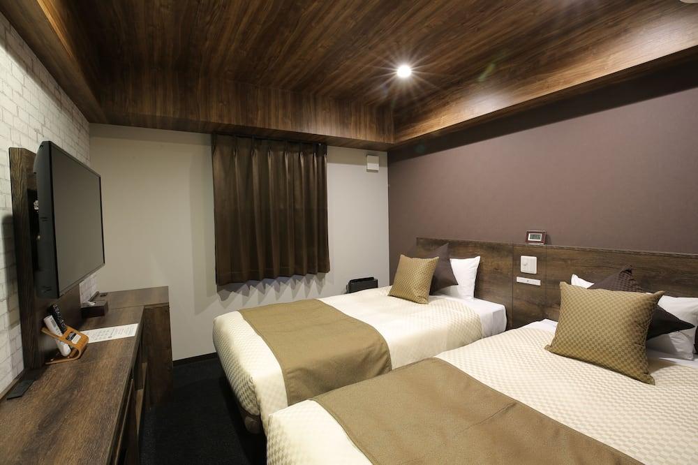 Δίκλινο Δωμάτιο (Twin) - Δωμάτιο επισκεπτών