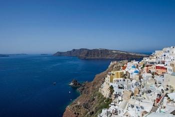 Gode tilbud på hoteller i Santorini
