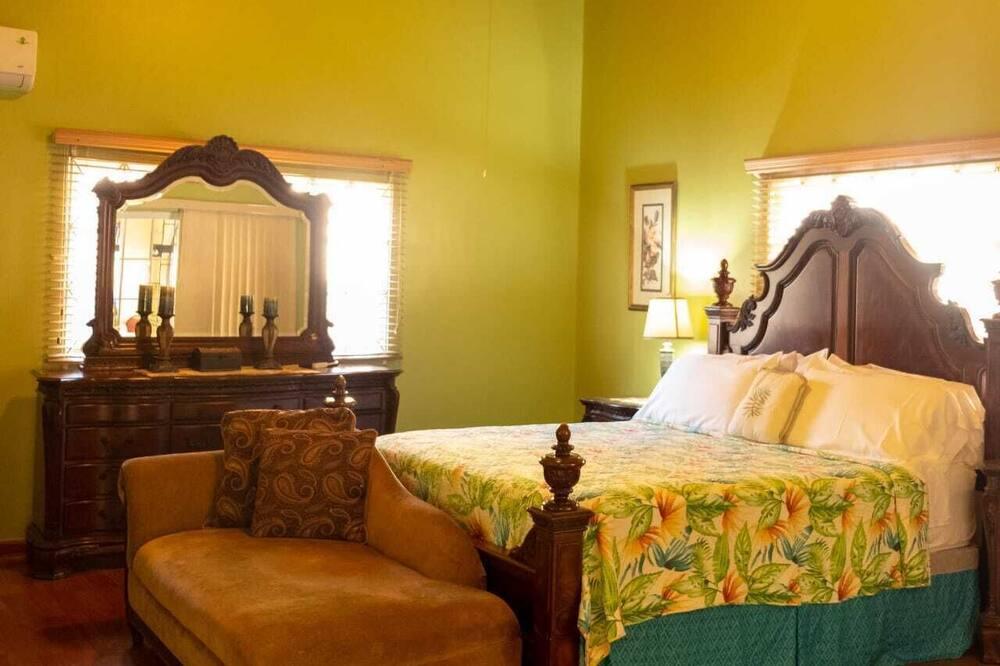 Karališkos klasės vila, 4 miegamieji - Kambarys