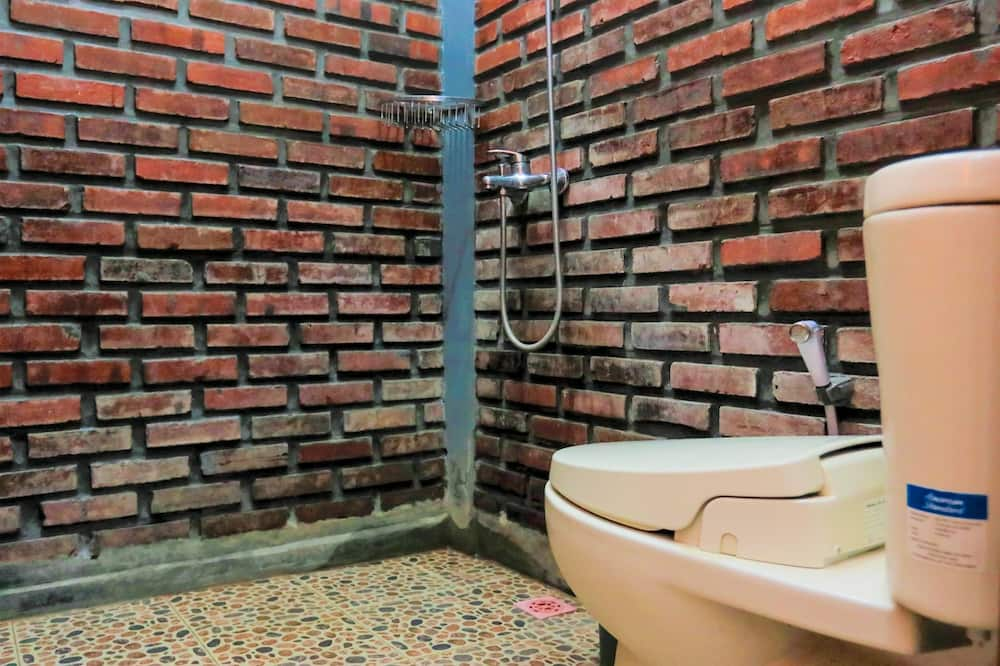 Deluxe Villa - Bilik mandi