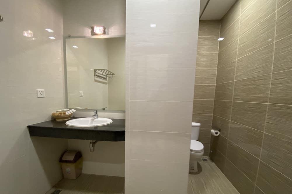 Double Room (No Window) - Bathroom